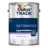 Dulux Trade Satinwood Paint 5L Pure Brilliant White
