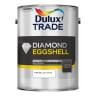 Dulux Trade Diamond Eggshell Paint 5L Pure Brilliant White