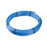 Polypipe Coil Pipe 25m x 25mm Blue
