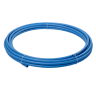 Polypipe MDPE Pipe 12 Bar 50m x 32mm Blue