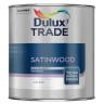 Dulux Trade Satinwood Paint 1L Light Base