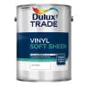 Dulux Trade Vinyl Soft Sheen Paint 5L Light Base
