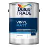 Dulux Trade Vinyl Matt Paint 5L Medium Base