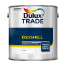 Dulux Trade Eggshell Paint 2.5L White