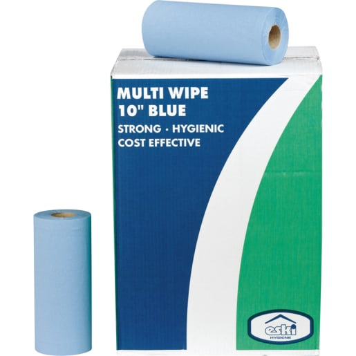 Eski 2 Ply Hygiene Roll 400m x 250mm 24 Rolls Blue