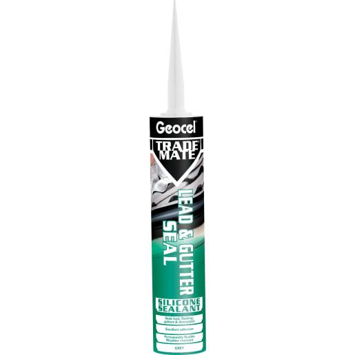 Geocel Trade Mate Lead & Gutter Seal 310ml Black