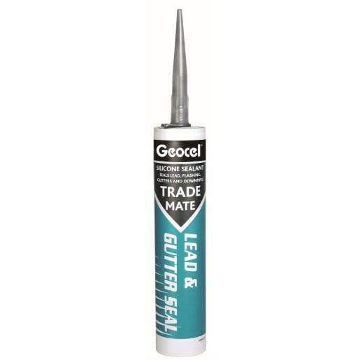Geocel Trade Mate Lead & Gutter Seal 310ml Grey