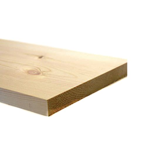 PEFC Standard Redwood PSE 75 x 100mm (Act Size 69 x 96mm) Natural