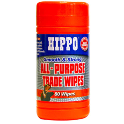 Hippo All Purpose Trade Wipes Pack of 80