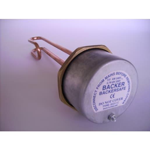 Backer Safe Copper Immersion Heater 11