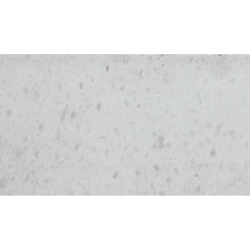 Marshalls Precast Pillar Cap 380 x 380 x 76mm Off White
