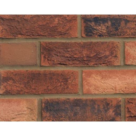 Forterra Hampton Rural Brick 65mm Red