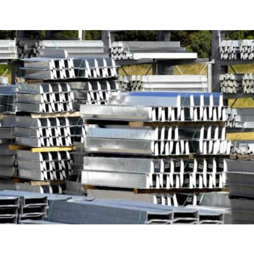Birtley CB70 Supergalv Cavity Wall Steel Lintel 2100 x 143 x 260mm
