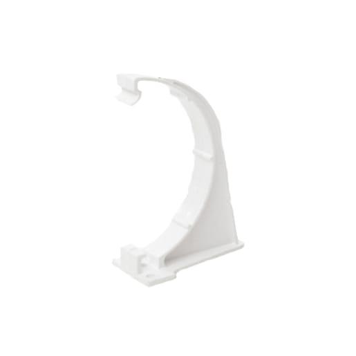 Polypipe Half Round Gutter Fascia Bracket 112mm White