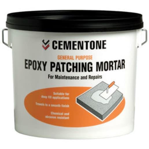 Bostik Cementone Epoxy Patching Mortar 2kg Grey