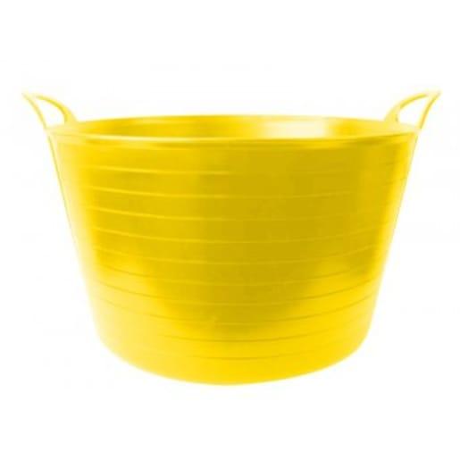 Rhino XL Flexi Tub 75L Yellow