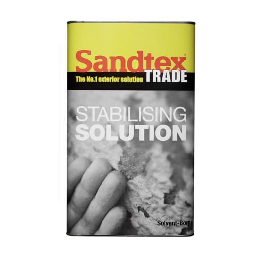 Sandtex Trade Stabilising Solution Paint 5L Clear