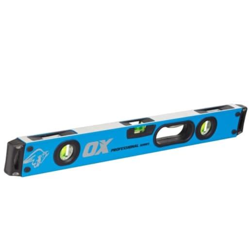 Ox Pro Magnetic Spirit Level 900mm Blue