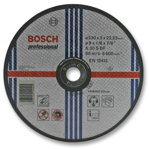 Bosch Expert For Metal Cutting Disc 3 x 22.23 x 230mm
