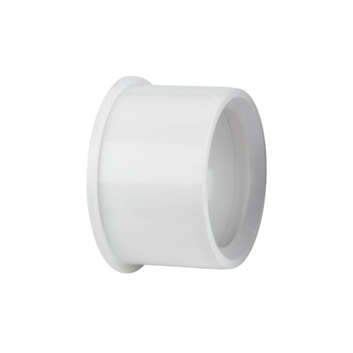 Polypipe Solvent Weld Waste Reducer 40mm White