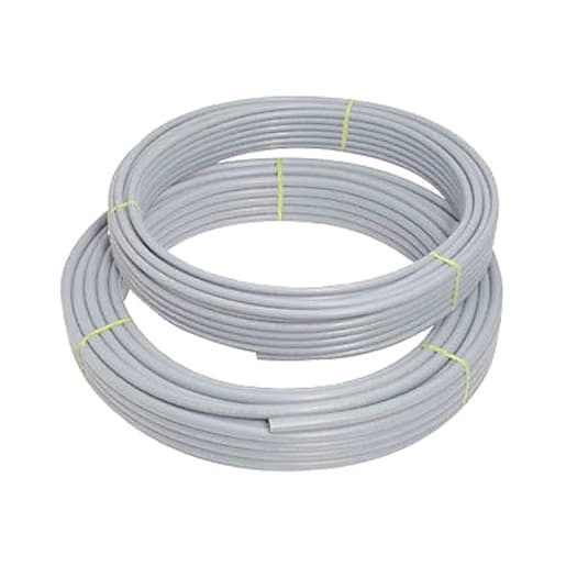 Polypipe PolyPlumb Barrier Pipe 50m x 22mm Grey