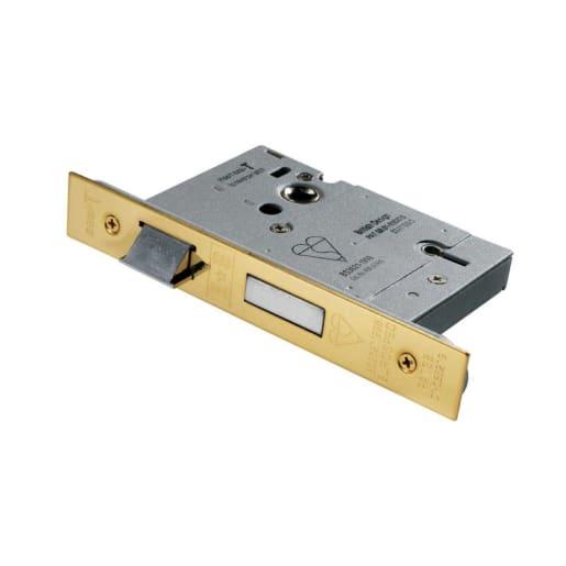 Eurospec Easi-T 5-Lever Sash Lock 43 x 269 x 65mm Stainless Steel