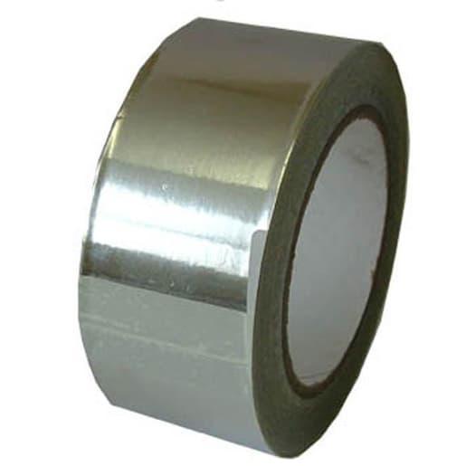 Pakex 30mu Insulation Foil Tape 100mm x 45m Silver