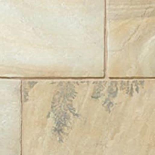ClassicStone Calib Sandstone 600 Series Project Pack Golden Fossil
