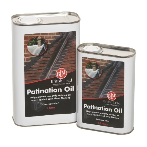 BLM Patination Oil 1.0L Can