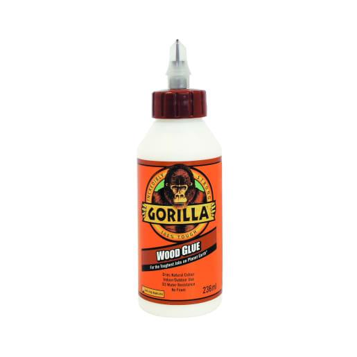 Gorilla Wood Glue 236ml White