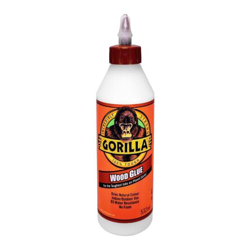 Gorilla Wood Glue 532ml White