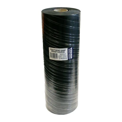 Visqueen Polyethylene Damp Proof Course 30m x 300 x 0.5mm