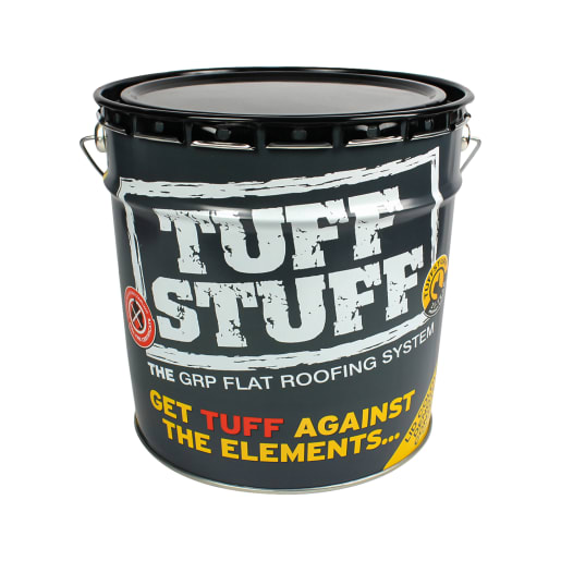 TuffStuff Top Coat Resin 15kg Dark Grey