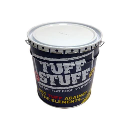 TuffStuff Base Coat Resin 15kg Dark Grey
