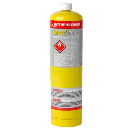 Rothenberger MAPP Gas Cylinder 400g