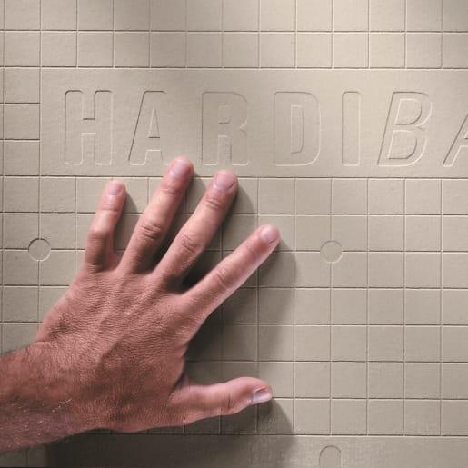 HardieBacker Cement Backer Board 1200 x 800 x 6mm