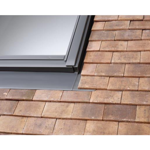 VELUX EDP PK08 0000 Single Flashing for Plain Tile 94 x 140cm