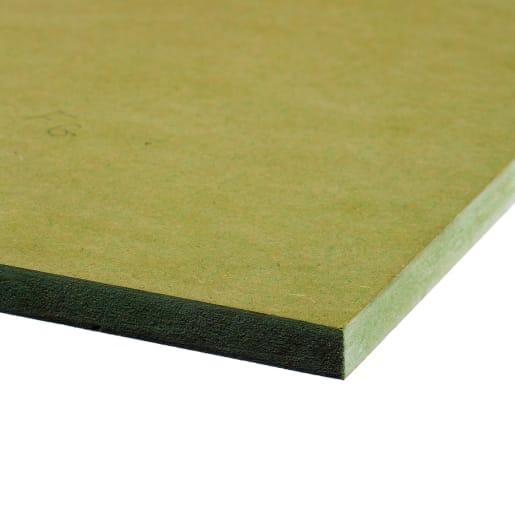 Norbord Caberwood Pro Moisture Resistant MDF 12 X 1200 X 2440mm FSC