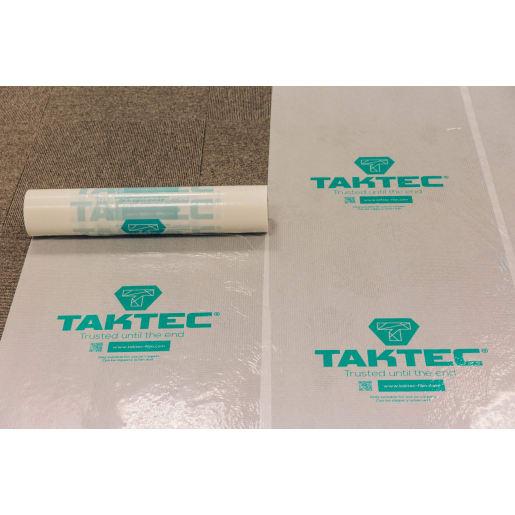 Taktec Carpet Film 25m x 600mm