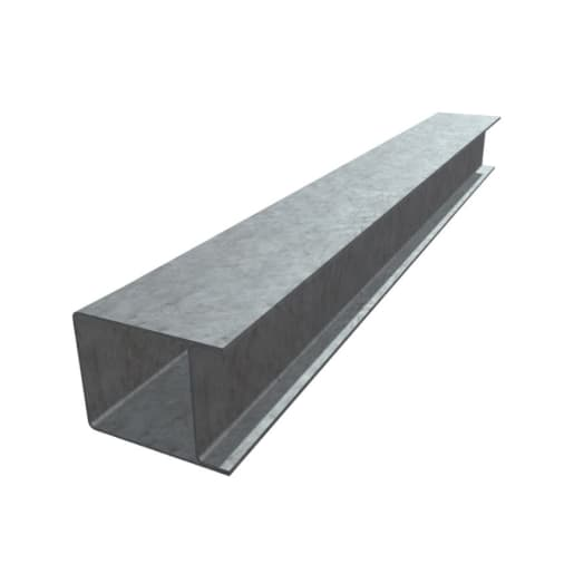 Birtley SB100 Internal Wall Steel Box Lintel 1200 x 76mm