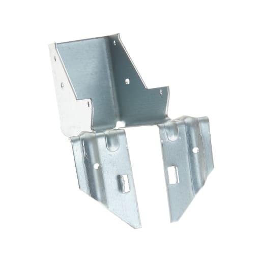 Expamet BAT Single Piece Joist Hanger 200 x 47mm Galvanised