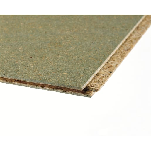 Caberfloor P5 Moisture Resistant Chipboard Flooring FSC TG4 18mm