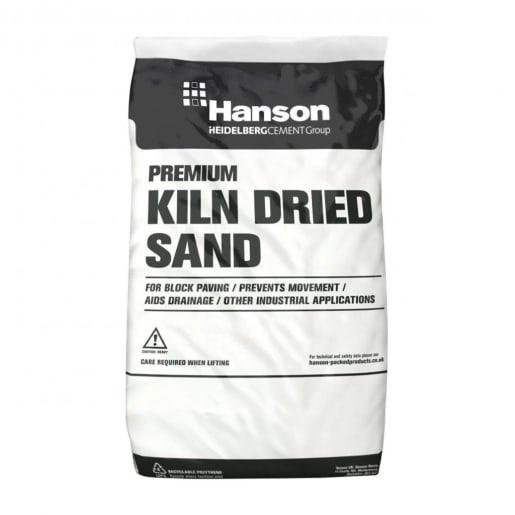 Hanson Kiln Dried Sand Handy Bag 22kg