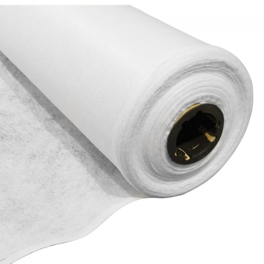 Draintex Geotextile Fabric Contractor Roll 100 x 4.50m White