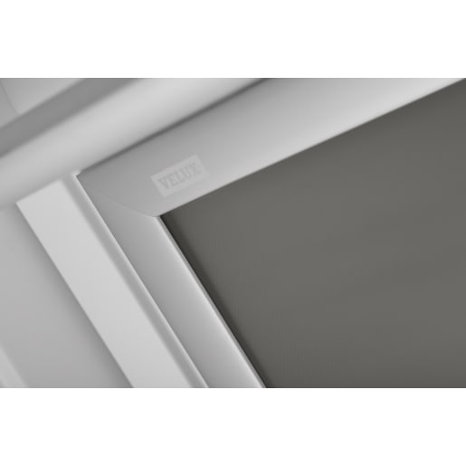 VELUX Solar blackout blind for roof windows 66x118cm from 2014 Grey