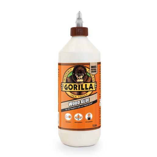 Gorilla Wood Glue 1L White