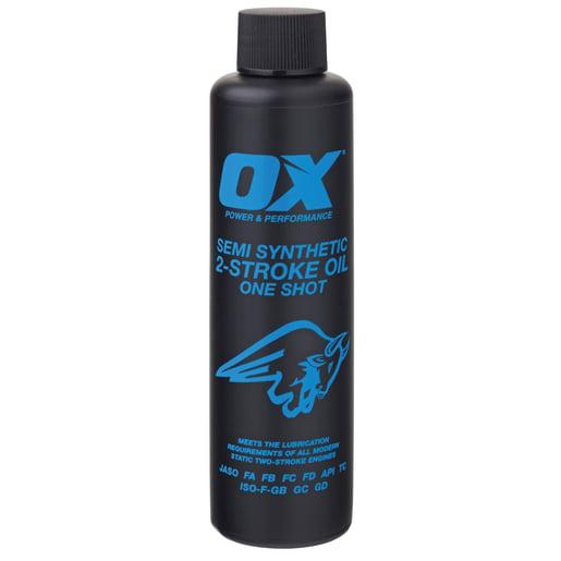 Ox Pro One Shot Two Stroke Oil 100ml