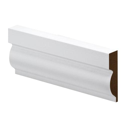 Metsa Wood Torus Architrave 4400 x 69 x 18mm Primed