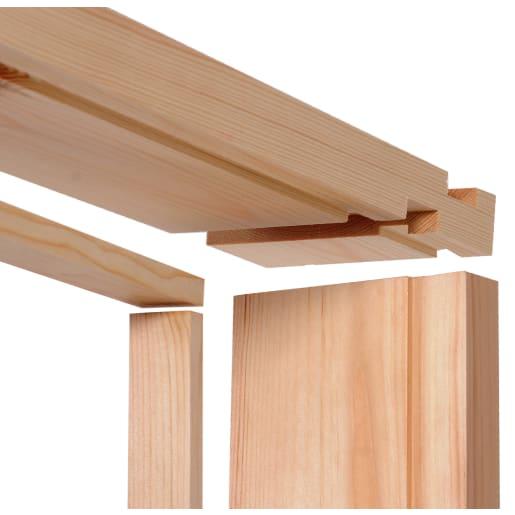 PEFC Whitewood Lining Set BWF Cert 32 x 150mm Natural