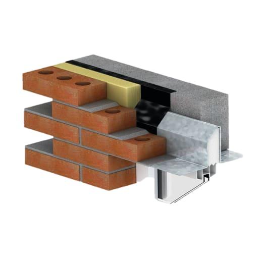 Birtley CB50 Supergalv Cavity Wall Steel Lintel 2400 x 149 x 240mm
